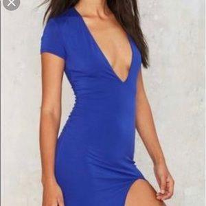 "Nasty Gal ""Graded on a Curve"" dress"